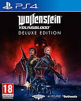 Wolfenstein: Youngblood Deluxe Edition (Тижневий прокат запису)