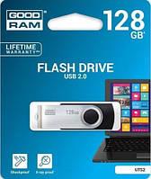 FLASH-USB:128Gb GoodRam Twister UTS2 USB 2.0 Black