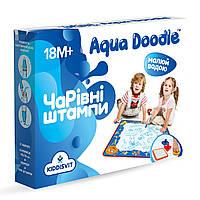 Набор для творчества Aqua Doodle - Волшебные водные штампы (AD8001N)