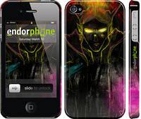 """Чехол на iPhone 4s Dota 2 art """"2768c-12"""""""