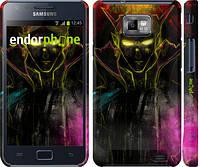 "Чехол на Samsung Galaxy S2 i9100 Dota 2 art ""2768c-14"""