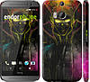 "Чехол на HTC One M8 dual sim Dota 2 art ""2768c-55"""