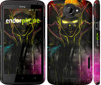 "Чехол на HTC One X+ Dota 2 art ""2768c-69"""