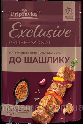 Приправа Exclusive (Эксклюзив) для шашлыка без соли, 45 г., фото 2