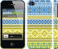 """Чехол на iPhone 4s Вышиванка 40 """"1174c-12"""""""