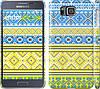 """Чехол на Samsung Galaxy Alpha G850F Вышиванка 40 """"1174c-65"""""""