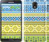 "Чехол на Samsung Galaxy Note 3 N9000 Вышиванка 40 ""1174c-29"""
