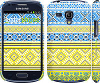 "Чехол на Samsung Galaxy S3 mini Вышиванка 40 ""1174c-31"""