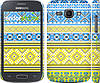 "Чехол на Samsung Galaxy Ace 3 Duos s7272 Вышиванка 40 ""1174c-33"""
