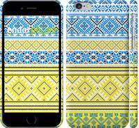 """Чехол на iPhone 6 Вышиванка 40 """"1174c-45"""""""