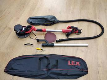 Шлифовальная машина для стен и потолков LEX LXDWS 175