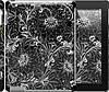 """Чехол на iPad 2/3/4 Чёрно-белая хохлома """"1092c-25"""""""