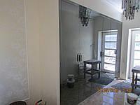 Шкаф с графитовым зеркалом, фото 1