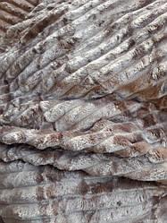 Однотонний флісовий плед 230х200