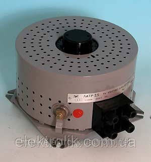 Трансформатор ЛАТР 1,25И  5А (с цифровым индикатором)