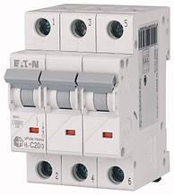 Автоматичний вимикач 20А HL-C20/3 194792 EATON (Moeller)