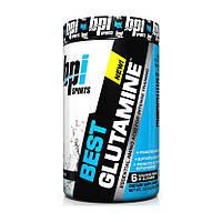 Л-глютамин BPI Sports Best Glutamine 400 g глютамин для восстановления