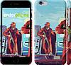 "Чехол на iPhone 6 GTA 5. Heroes 4 ""956c-45"""