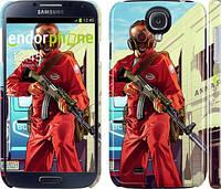 "Чехол на Samsung Galaxy S4 i9500 GTA 5. Heroes 4 ""956c-13"""