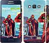 """Чехол на Samsung Galaxy A3 A300H GTA 5. Heroes 4 """"956c-72"""""""