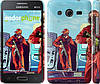 "Чехол на Samsung Galaxy Core 2 G355 GTA 5. Heroes 4 ""956c-75"""