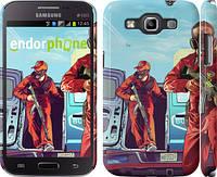 "Чехол на Samsung Galaxy Win i8552 GTA 5. Heroes 4 ""956c-51"""