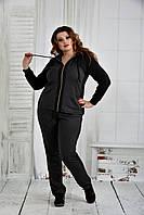 Темно-серый спортивный костюм 0408-2 GARRY-STAR