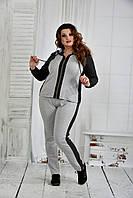 Спортивный костюм с серым 0408-3 GARRY-STAR