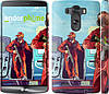 "Чехол на LG G3 dual D856 GTA 5. Heroes 4 ""956c-56"""