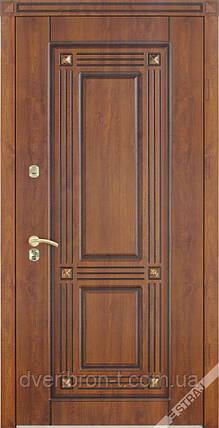Входная дверь Страж standart Экриз Pt светлый орех, фото 2