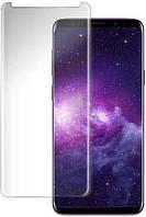 Захисне скло PowerPlant для Samsung Galaxy S8 Plus (рідкий клей + УФ лампа)