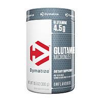 Л-глютамин Dymatize Glutamine 300 g глютамин для восстановления