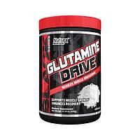 Л-глютамин Nutrex Glutamine Drive 300 g глютамин для восстановления