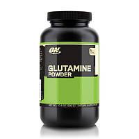 Л-глютамин Optimum Nutrition Glutamine Powder 300 g глютамин для восстановления