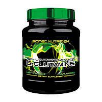 Л-глютамин Scitec Nutrition L-Glutamine 600 g глютамин для восстановления