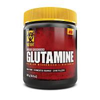 Л-глютамин PVL Mutant Glutamine 300 g глютамин для восстановления