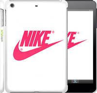 "Чехол на iPad mini Nike с розовым логотипом ""2736c-27"""