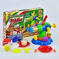 Пластилин тесто для лепки 7346 Італійська кухня Fun Game