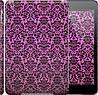 "Чехол на iPad 5 (Air) Розовый узор барокко ""2095c-26"""