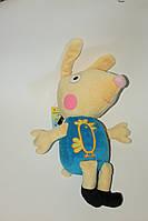 Мягкая игрушка Кролик Рич