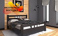 Кровать Геракл из массива бука 160х190 см. ТМ Дримка