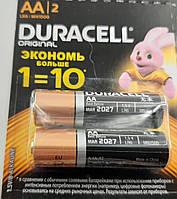 Батарейка DURACELL LR6 Отрывная ( 12 шт ) дата производства 03/18