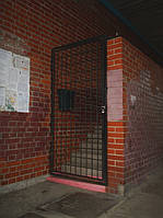 Аварийное открытие решетчатых дверей