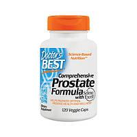 Doctors BEST Comprehensive Prostate Formula 120 veg caps