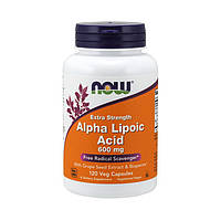 NOW Extra Strength Alpha Lipoic Acid 600 mg 120 caps