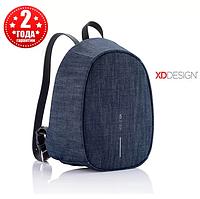 """Рюкзак антивор XD Design Bobby Elle 9.7"""" Denim Blue (P705.229)"""