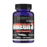 Ultimate Nutrition Omega 3 180 softgels