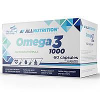AllNutrition Omega 3 1000 mg 60 caps