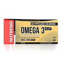 Nutrend Omega 3 Plus 120 softgels