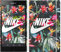 "Чехол на Sony Xperia Z C6602 Nike v13 ""2705c-40"""